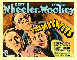 <i>The Nitwits</i> 1935 film directed by George Stevens