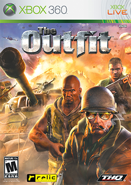 The Outfit Video Game Wikipedia