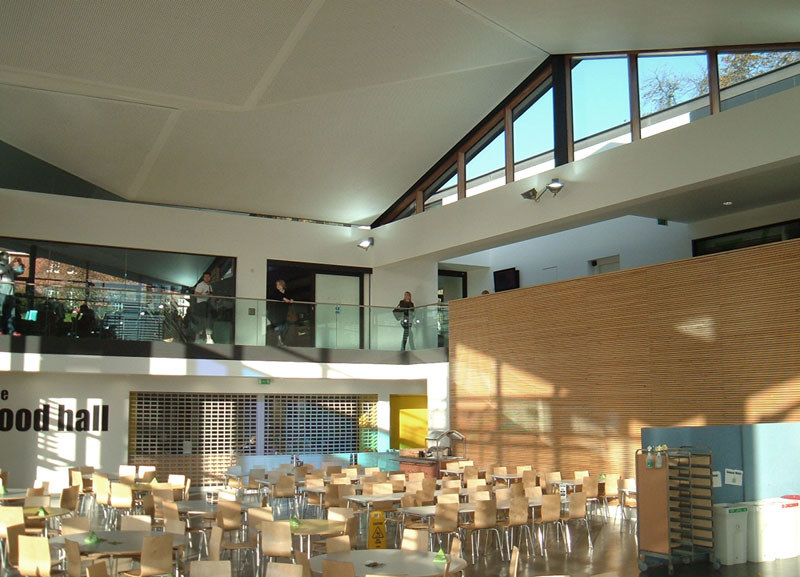 Huddersfield Uni Library Book Room