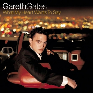 <i>What My Heart Wants to Say</i> 2002 studio album by Gareth Gates