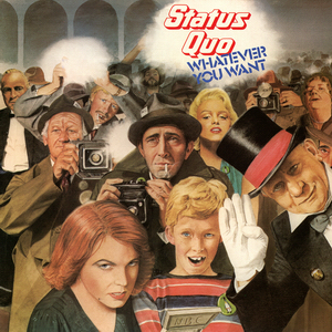 <i>Whatever You Want</i> (album) 1979 studio album by Status Quo