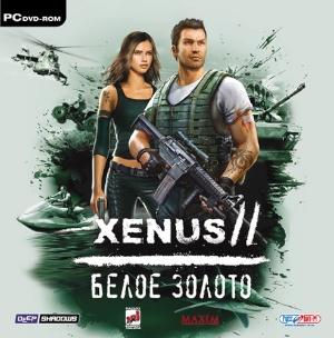حصريا لعبة Xenus.2.White.Gold.v1.1 بحجم 4.5 جيجا على اكثر من سيرفر فقط على mzeid Xenus_II_White_Gold_Russian_cover