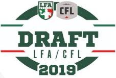 2019 CFL–LFA Draft
