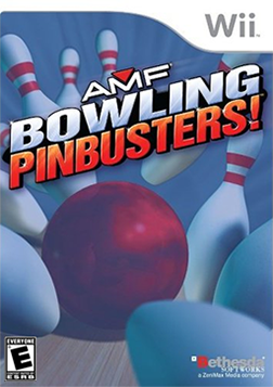 AMF Bowling Pinbusters! Coverart.png