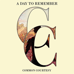 File:A Day to Remember, Common Courtesy 2013 album.png ... A Day To Remember Albums