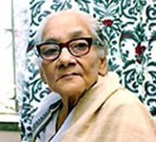 First Woman awarded with Bhartiya-Gyan-Peeth PuraskarAshapoorna Devi