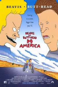 Beavis and butthead do america soundtrack
