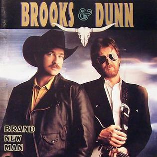 <i>Brand New Man</i> 1991 studio album by Brooks & Dunn