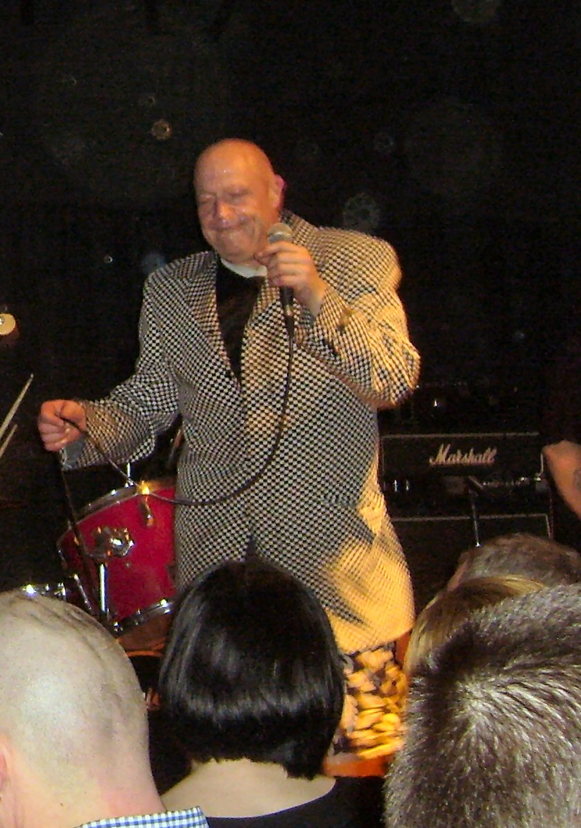 Buster Bloodvessel Tour