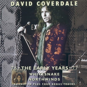 <i>The Early Years</i> (David Coverdale album) 2003 compilation album by David Coverdale