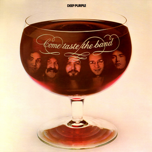 <i>Come Taste the Band</i> 1975 studio album by Deep Purple