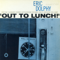 <i>Out to Lunch!</i> 1964 studio album by Eric Dolphy
