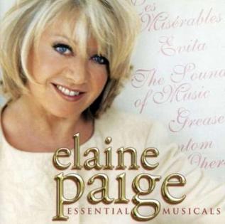 album by Elaine Paige