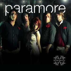 Coprire immagine della canzone Emergency da Paramore