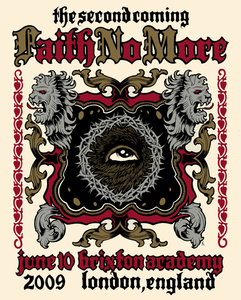The Second Coming Tour concert tour by American rock band, Faith No More