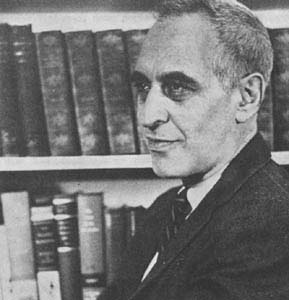 Frank Meyer (political philosopher) American libertarian philosopher