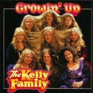 <i>Growin Up</i> (album) 1997 studio album by The Kelly Family