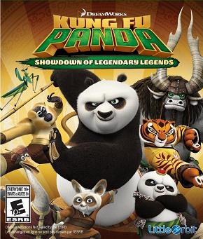 Kung Fu Panda Showdown Of Legendary Legends Wikipedia