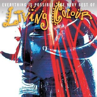 <i>Everything Is Possible: The Very Best of Living Colour</i> 2006 greatest hits album by Living Colour