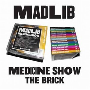 <i>Madlib Medicine Show</i> album series by Madlib