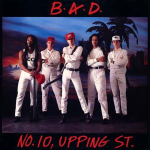 <i>No. 10, Upping St.</i> 1986 studio album by Big Audio Dynamite