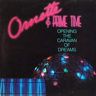 <i>Opening the Caravan of Dreams</i> live album by Ornette Coleman
