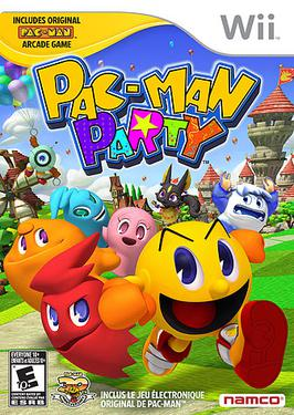 Pac Man Party Wikipedia