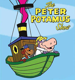<i>Peter Potamus</i> television series