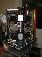 An image of the interferometer used in the core of the Planetary Fourier Spectrometer.