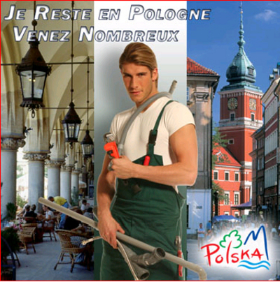 > Bistro d'min Coin < - Page 2 Polish_Plumber