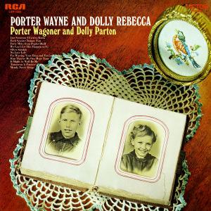 <i>Porter Wayne and Dolly Rebecca</i> 1970 studio album by Porter Wagoner and Dolly Parton