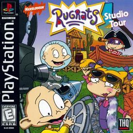 <i>Rugrats: Studio Tour</i> 1999 video game