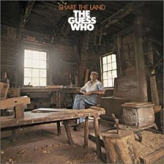 <i>Share the Land</i> 1970 studio album by The Guess Who