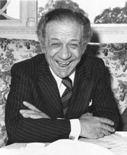 Sid James South African-British character actor and comedy actor