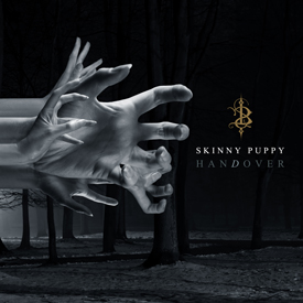 <i>HanDover</i> 2011 studio album by Skinny Puppy