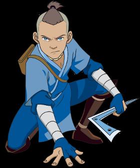 Char Avatar VX Sokka