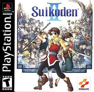 Picture of a game: Suikoden II