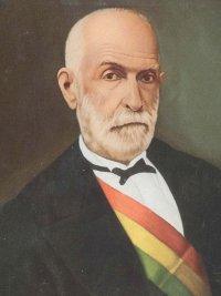 Tomás Frías Ametller President of Bolivia