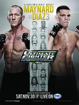 The Ultimate Fighter 17 Finale Torrent