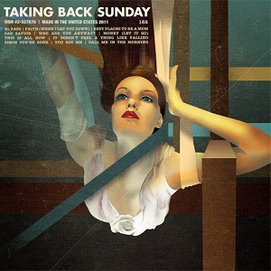 <i>Taking Back Sunday</i> (album) 2011 studio album by Taking Back Sunday