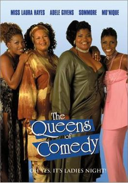 the queens of comedy wikipedia