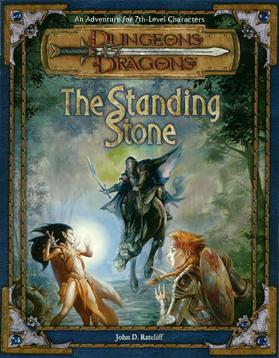 Cover of The Standing Stone