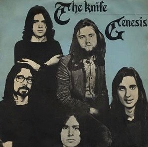 The Knife (song) protest song by Genesis