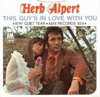 This Guys in Love with You 1968 single by Herb Alpert