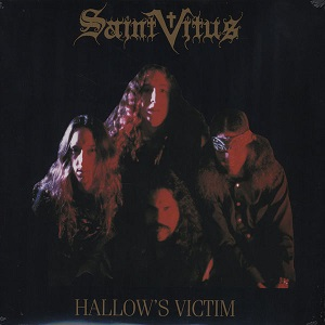 <i>Hallows Victim</i> 1985 studio album by Saint Vitus