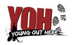 Young Out Here Logo