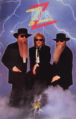 """Résultat de recherche d'images pour """"zz top live 1991"""""""