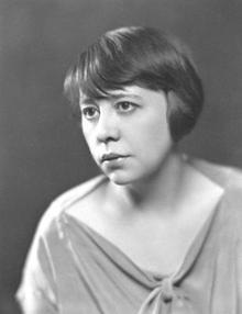 Zoe Akins Playwright, poet, author