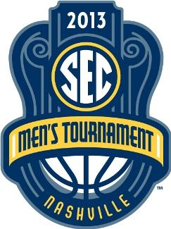 Ole Miss Logo 2013 SEC Men's Basketb...