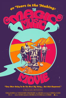 40 Years in the Making: The Magic Music Movie - Wikipedia